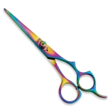 Titanium Coated Hair Scissor